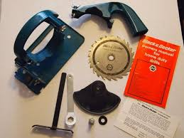 black u0026 decker d984 circular saw attachment for drill in