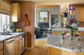 best colors for kitchens with maple cabinets