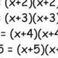 factoring special products perfect square trinomials u0026 the