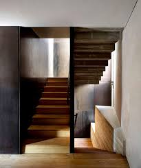 Modern Banister Ideas Interior Modern Stair Ideas Featuring Straight With Flat Stair
