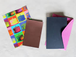 handmade birthday cards using gift wrap loulou downtown