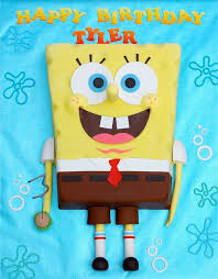 spongebob squarepants cake spongebob squarepants tutorial by royal bakery the cake