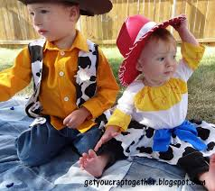 Woody Halloween Costumes Crap Diy Woody U0026 Jessie Costumes 31