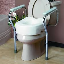 Bathroom Safety Bars by Amazon Com Invacare Toilet Safety Frame Health U0026 Personal Care