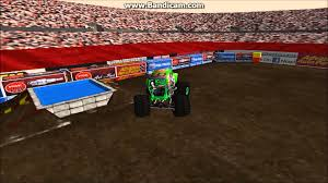 grave digger 30th anniversary monster truck rigs of rods monster jam grave digger 30th green freestyle wf 13