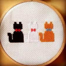 25 unique cross stitch ideas on stitch patterns