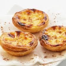 cuisine portugaise dessert pastéis de nata petits flans portugais cuisine az