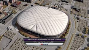 hubert h humphrey metrodome madden wiki fandom powered by wikia