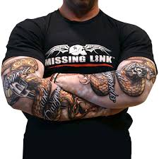 missing link armpro compression sleeves armed and dangerous