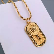 aliexpress buy ethlyn new arrival trendy medusa buy necklace medusa and get free shipping on aliexpress