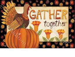 thanksgiving doormat outdoor gather together matmates doormat 18x30