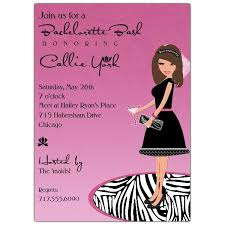 party invitations happy bachelorette party invitations paperstyle