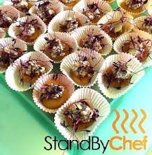 made to order canapes for delivery