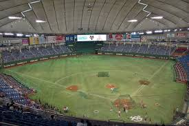 How Big Is 15000 Square Feet Tokyo Dome Wikipedia