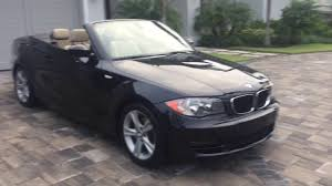 2009 bmw 128i convertible for sale 2009 bmw 128i convertible for sale by auto europa naples