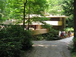 frank lloyd wright waterfall frank lloyd wright integrated architecture into nature at fallingwater
