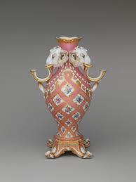 elephant vase ceramic sèvres manufactory vase vase à tête d u0027éléphant one of a pair