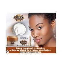 Ub Ginseng nubian whitening with collagen and retinol
