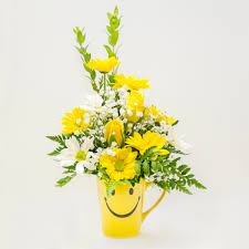 Smiley Face Vase Flower And Gift Shop St Anthony U0027s Medical Center