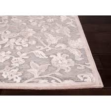 White And Gray Area Rug Jaipur Fables Lucie Gray Ivory Fb54 Area Rug Free Shipping