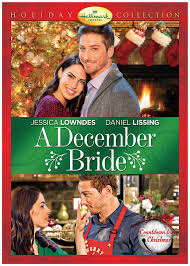 Christmas Movies On Netflix Amazon Com A December Bride Daniel Lissing Jessica Lowndes