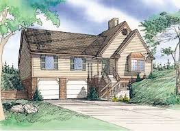 house plans with garage in basement ideas 14 ranch house plans with drive garage 3 bedroom