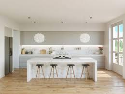 amenager cuisine ouverte luminaire cuisine avec aménagement cuisine ouverte avec ilot table