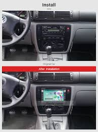 volkswagen polo 1999 aftermarket android 7 1 gps navigation system for 1999 2005 vw