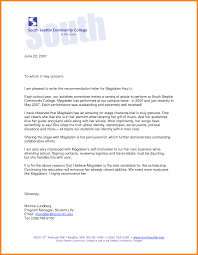 South Seattle Community College 6 Sample Formal Letter To Whom It May Concern Farmer Resume