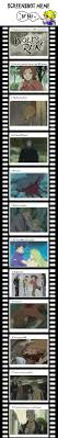 Scene Wolf Meme - wolf s rain screenshot meme by maerc eci on deviantart