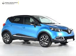 renault captur nearly new renault for sale captur dci 110 dynamique s blue