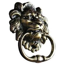 antique bronze lion unidecor door hardware antique bronze lion door knocker lionhead
