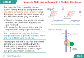 learnhive cbse grade 10 science magnetic effects of electric
