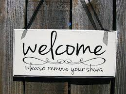 best 25 remove shoes sign ideas on pinterest shoes off sign