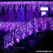 best deal on led icicle lights christmas decorative purple icicle lights led icicle lights