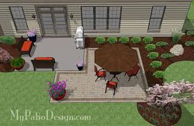Patio Layouts And Designs Diy Patio Addition Design Downloadable Plan Mypatiodesign