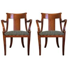 Baker Dining Room Chairs Viyet Designer Furniture Seating Baker Regency Style