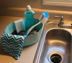 Kitchen Sink Caddy by At Home With Sweet T June 2014