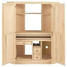 Computer Desk Armoire Desk Home Office Armoire Computer Desk In Pokybounds Garage Sale