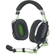 amazon black friday headsets amazon com razer blackshark over ear noise isolating pc gaming