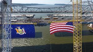 The Flag Of New York Gallery Of New York U0027s 4 Billion Tappan Zee Bridge Project Set To