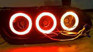 how to make custom led tail lights david hayes diy led taillight modification rx7club com mazda rx7
