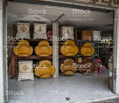 coffins for sale coffins for sale bangkok thailand stock photo istock