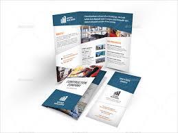 19 construction company brochure templates free pdf templates