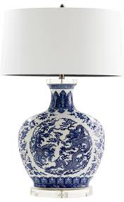 dragon table lamp traditional table lamps by lightopia
