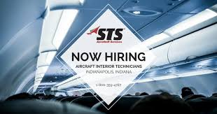 Indiana traveling jobs images Sts is now offering aircraft interior technician jobs in jpg