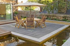 beautiful crushed stone patio 82 on home decor ideas with crushed