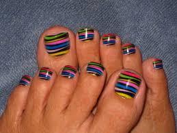 cute toenail designs aelida