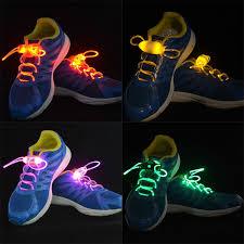 led shoelaces led shoe laces shoe laces glow shoe laces china