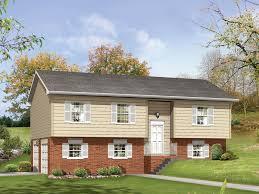 split level style house split level ranch style house homes floor plans